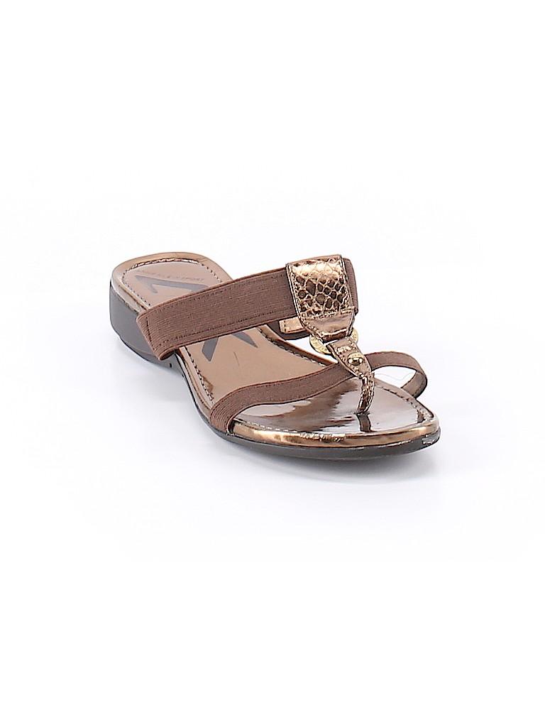 Anne Klein Sport Women Sandals Size 6 1/2