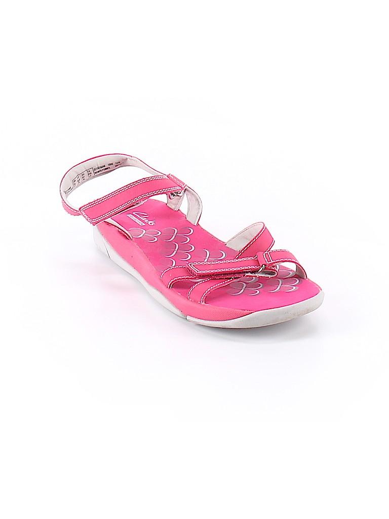 Clarks Women Sandals Size 6 1/2