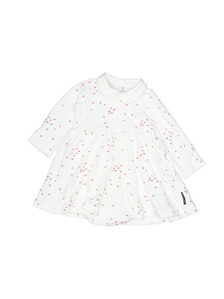 Polarn O. Pyret Girls Dress Size 2-4 mo