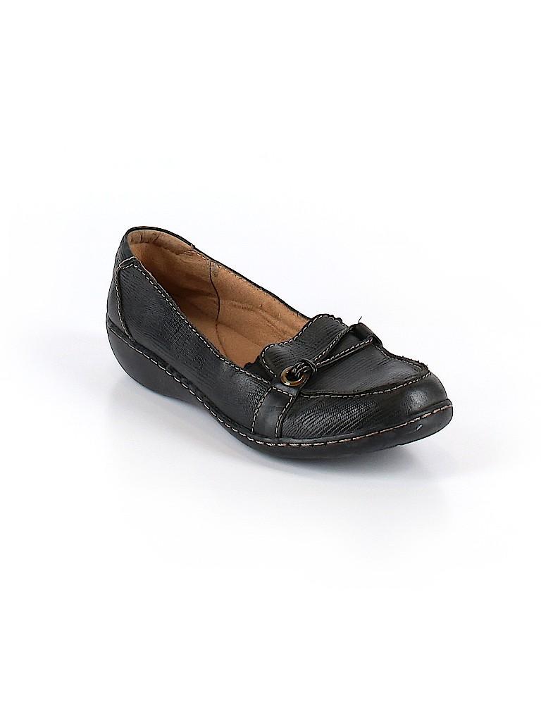 Clarks Women Flats Size 8 1/2
