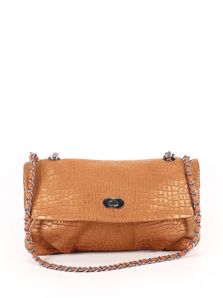 Elie Tahari Women Leather Shoulder Bag One Size