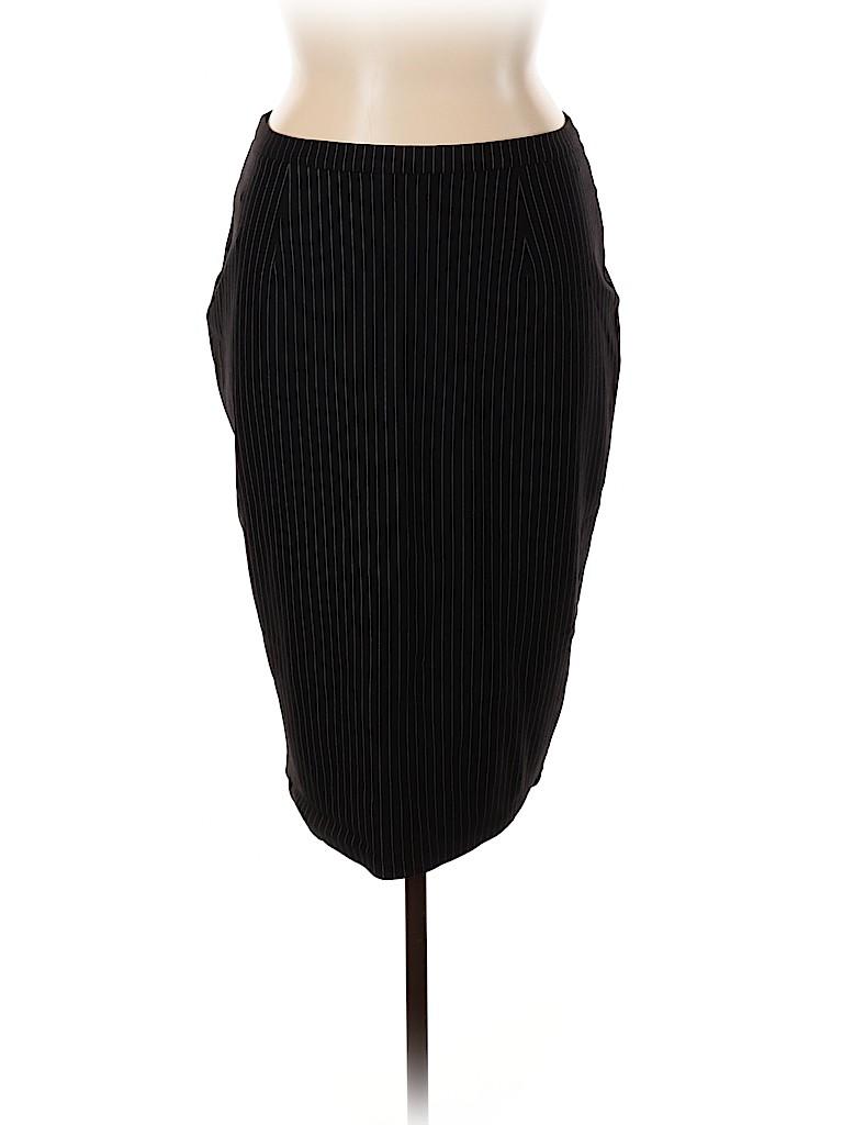 City Chic Women Casual Skirt Size 16 Plus (S) (Plus)