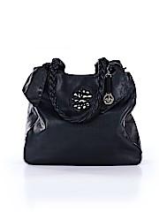 Audrey Brooke Leather Shoulder Bag