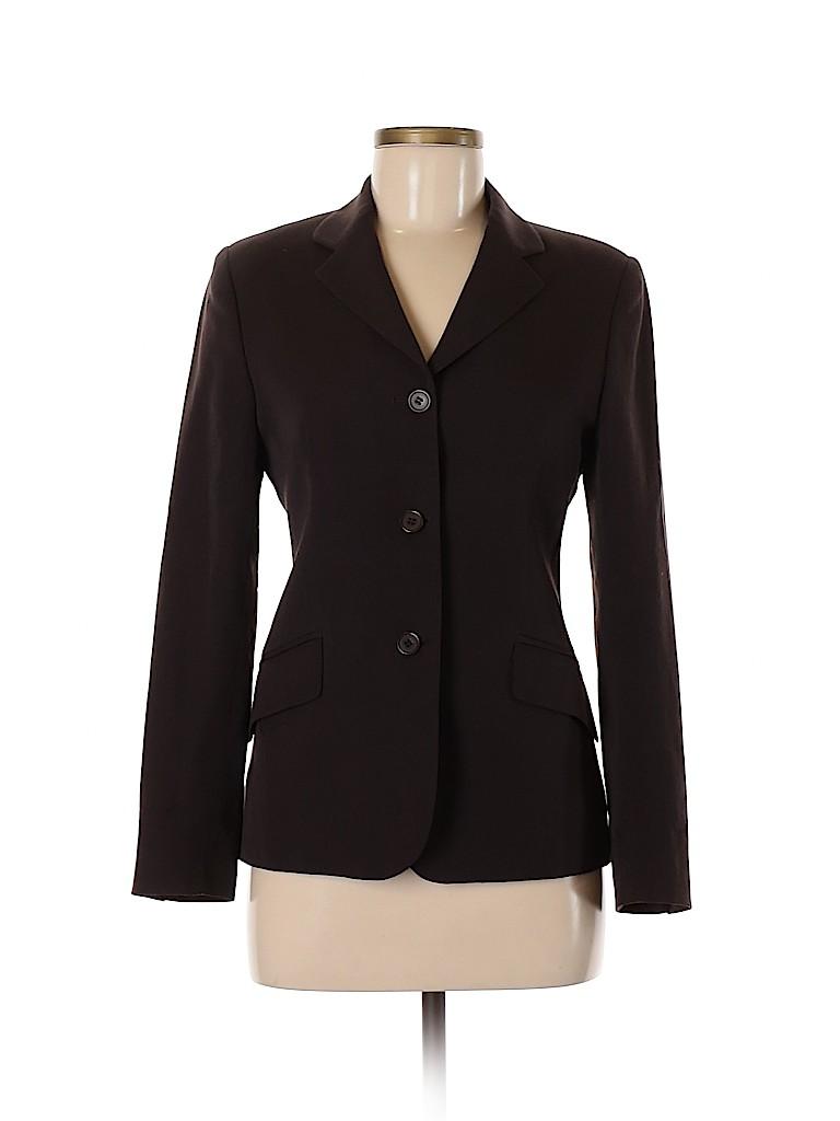 Barneys New York Women Wool Blazer Size 6