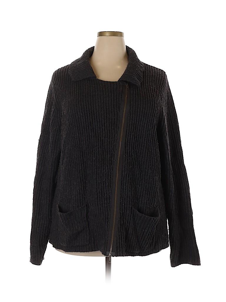 Lane Bryant Women Jacket Size 22 - 24 Plus (Plus)