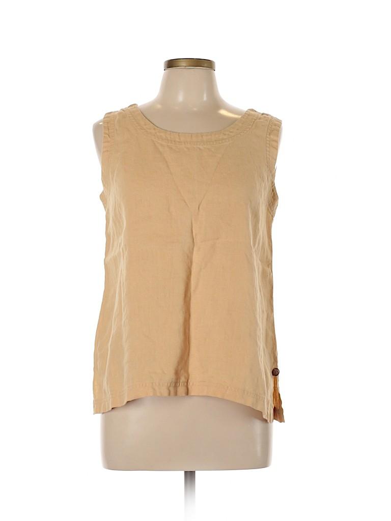 David Dart Women Sleeveless Blouse Size L