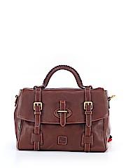 Dooney & Bourke Leather Messenger