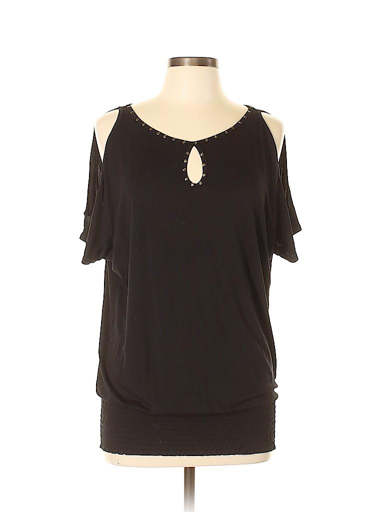 Lascana Women Short Sleeve Top Size 6