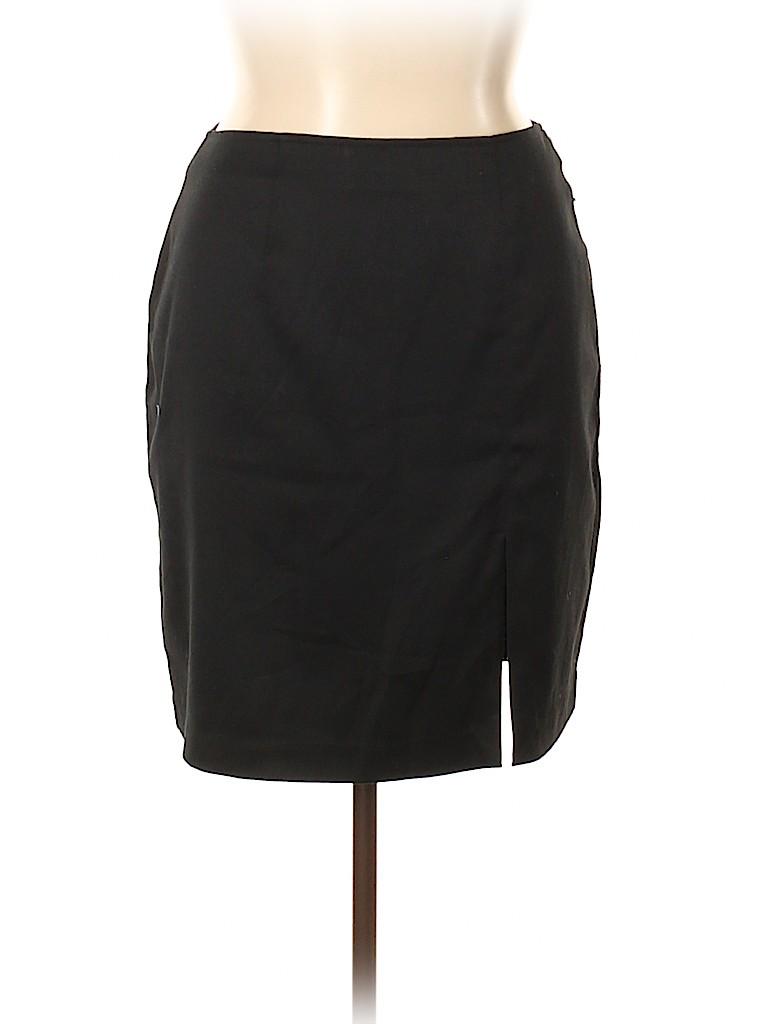 NY&Co Women Casual Skirt Size 16