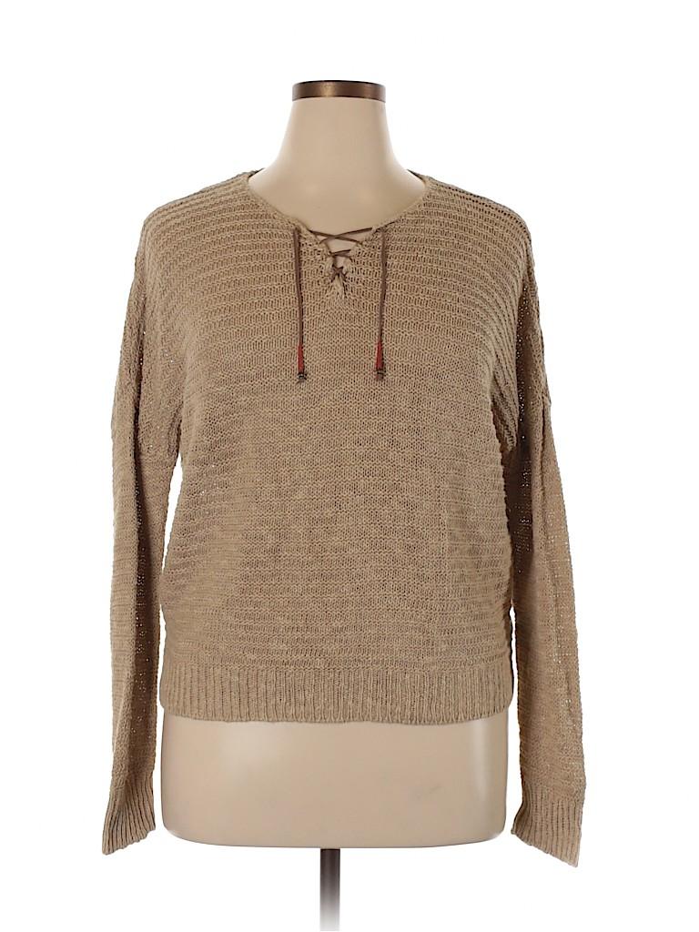 L-RL Lauren Active Ralph Lauren Women Pullover Sweater Size XL