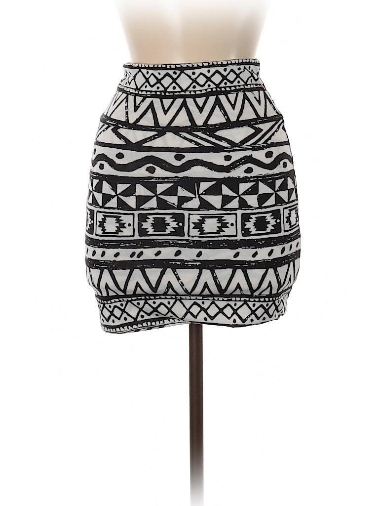 Mind Code Women Casual Skirt Size M