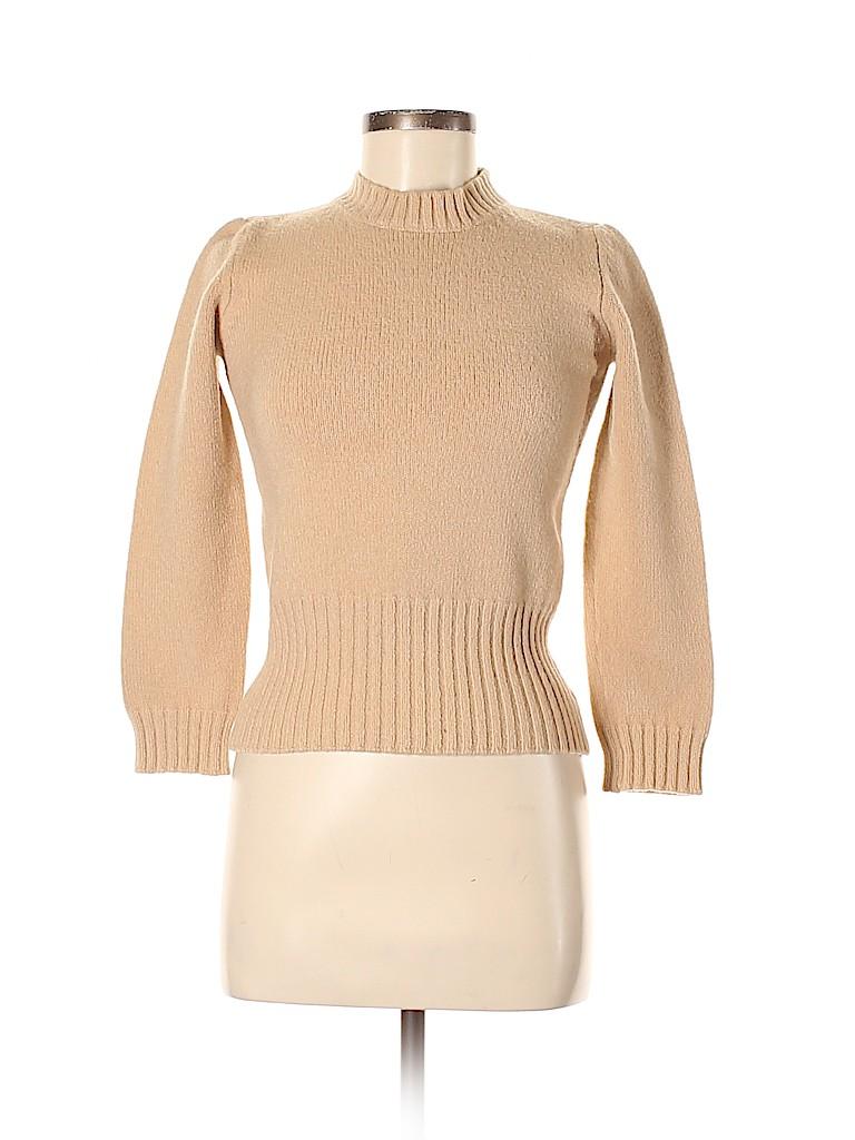 Barneys New York Women Wool Pullover Sweater Size M