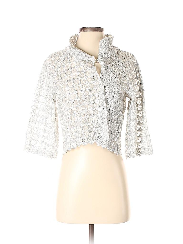 Poleci Women Cardigan Size 2