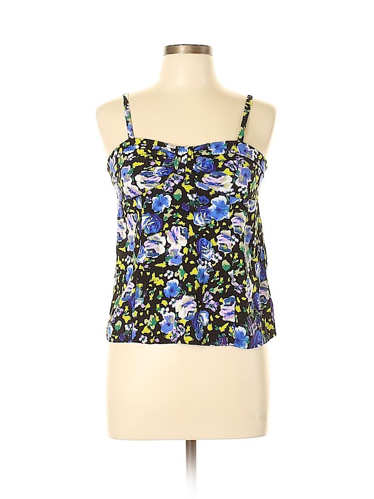 Kirra Women Sleeveless Blouse Size M