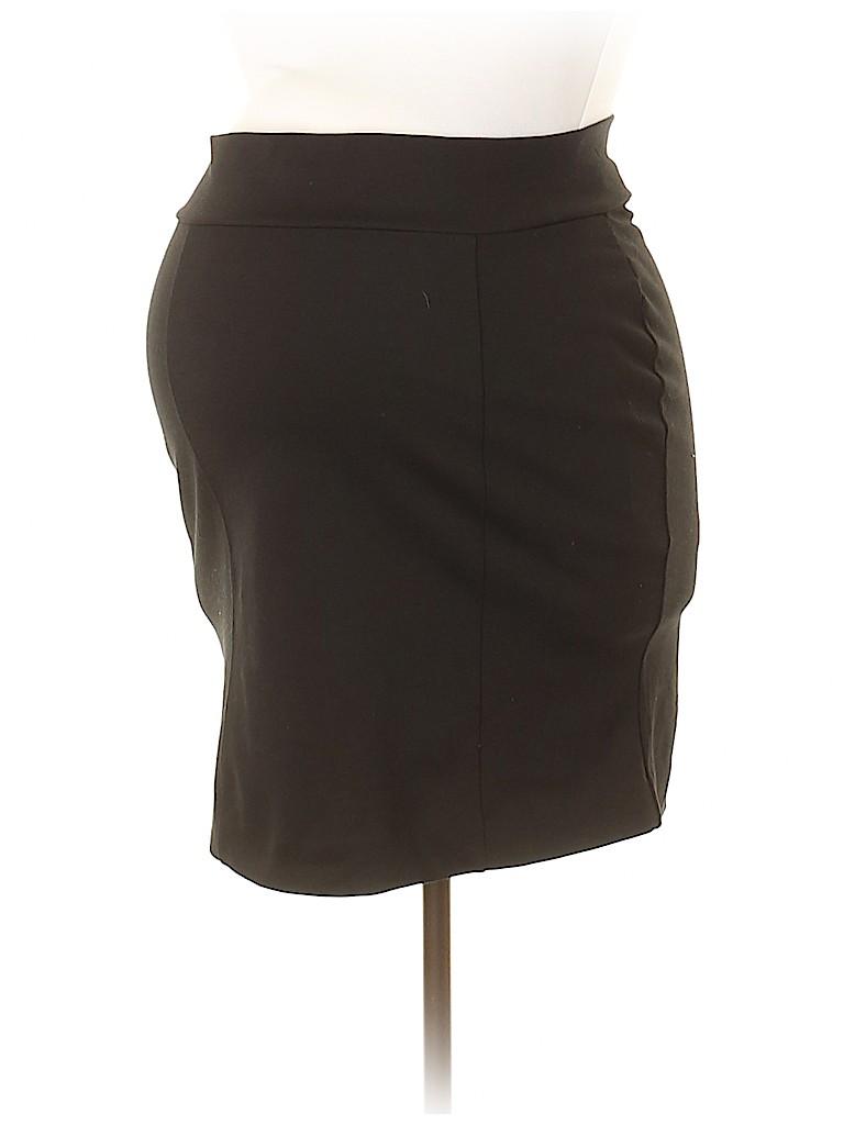 Gap - Maternity Women Casual Skirt Size 12 (Maternity)