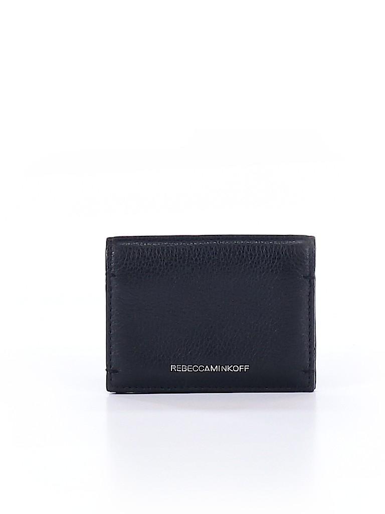 Rebecca Minkoff Women Leather Card Holder One Size