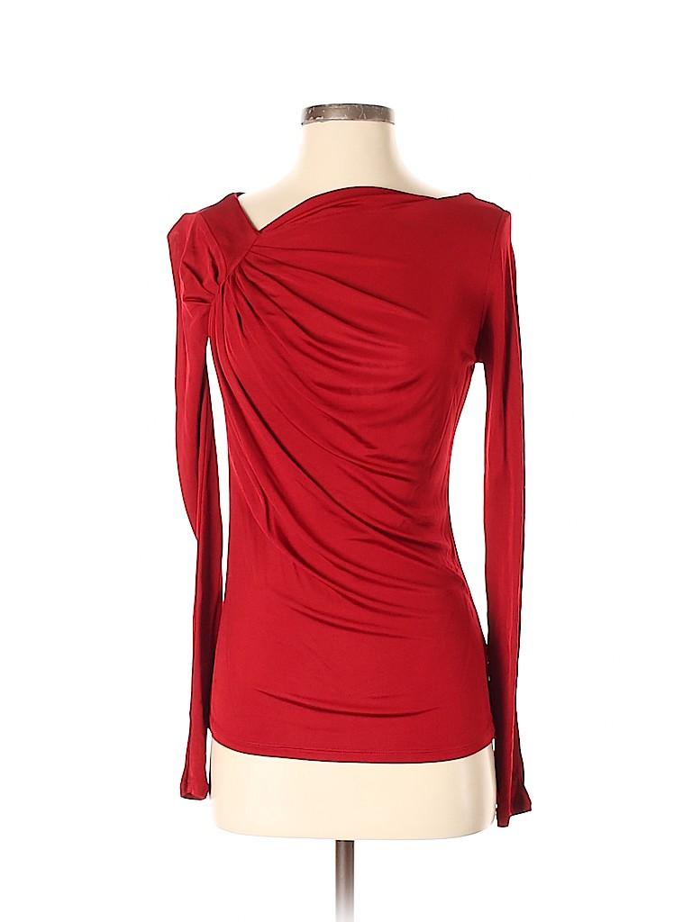 Vivienne Vivienne Tam Women Long Sleeve Blouse Size XS