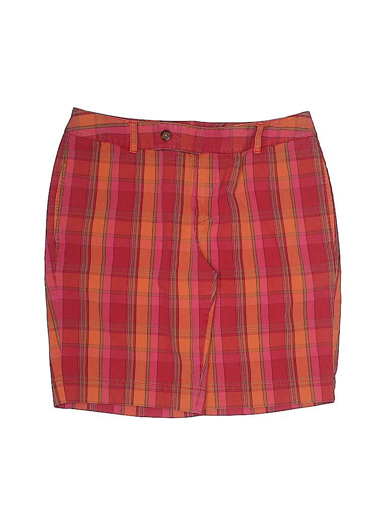 Eddie Bauer Women Khaki Shorts Size 10