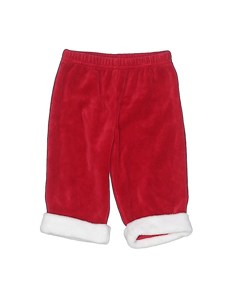 Cherokee Girls Velour Pants Size 6-9 mo