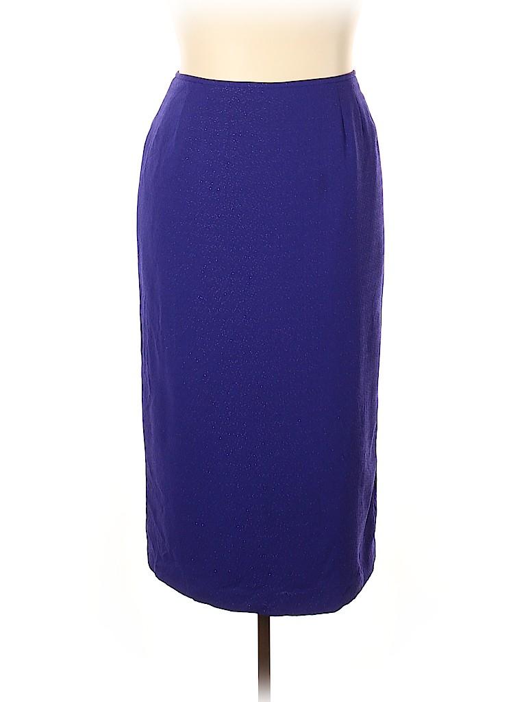 Le Suit Women Casual Skirt Size 18 (Plus)