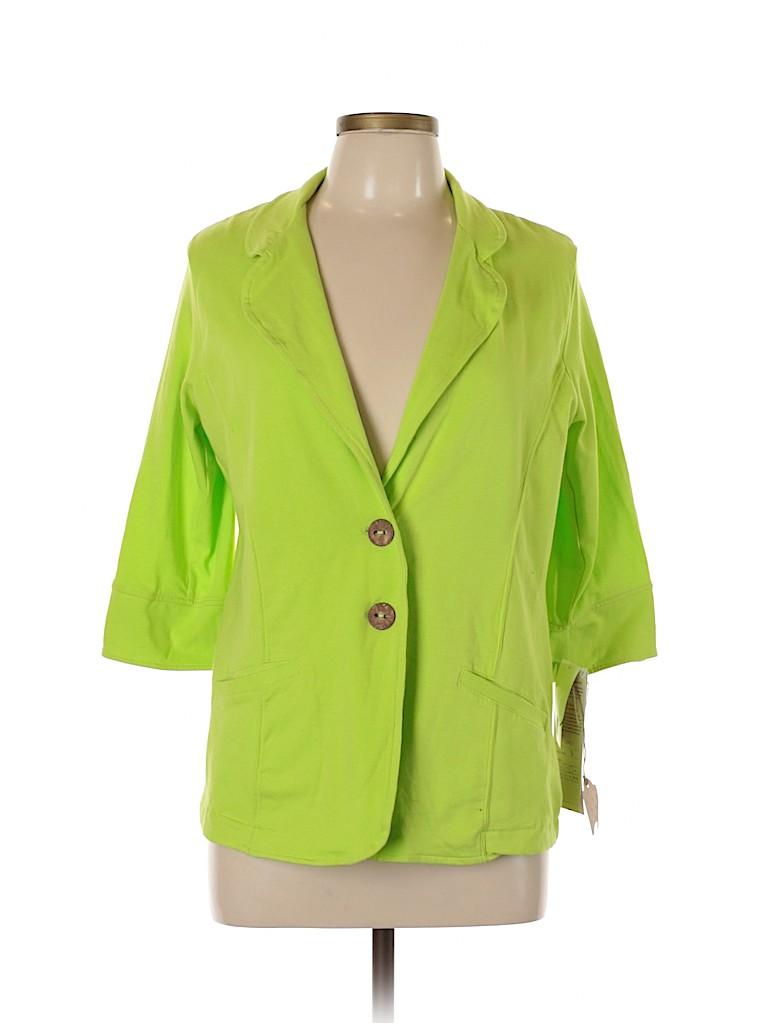 Neon Buddha Women Blazer Size L