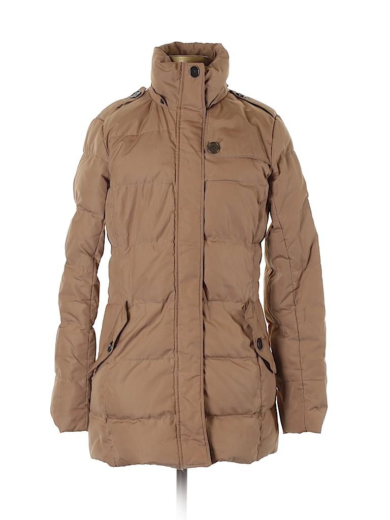 Lands' End Women Snow Jacket Size S
