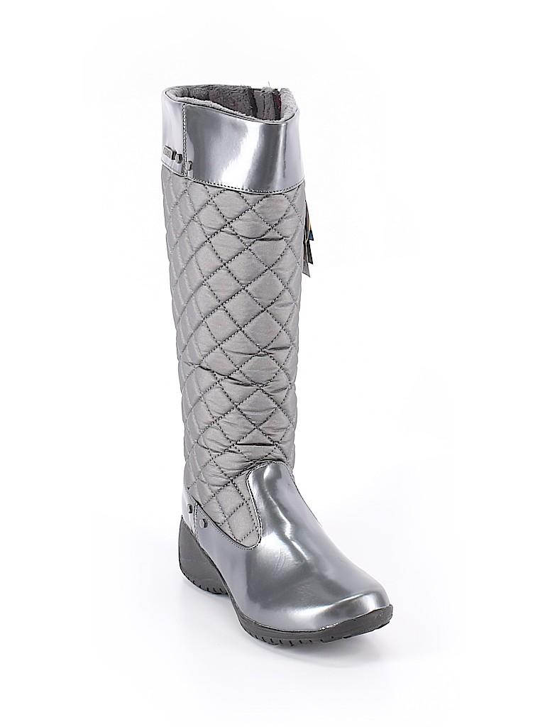 Khombu Women Boots Size 8