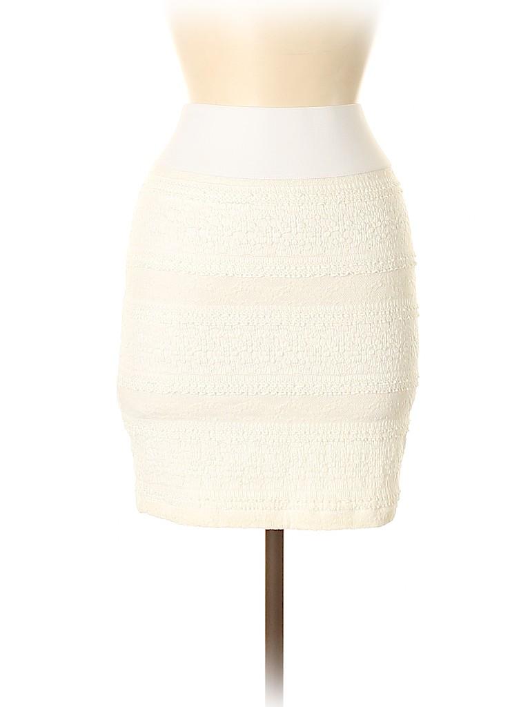 BCBGeneration Women Casual Skirt Size M