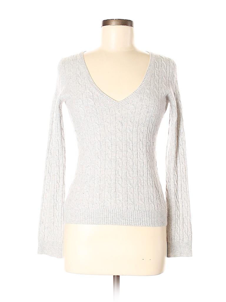 Aqua Women Pullover Sweater Size M