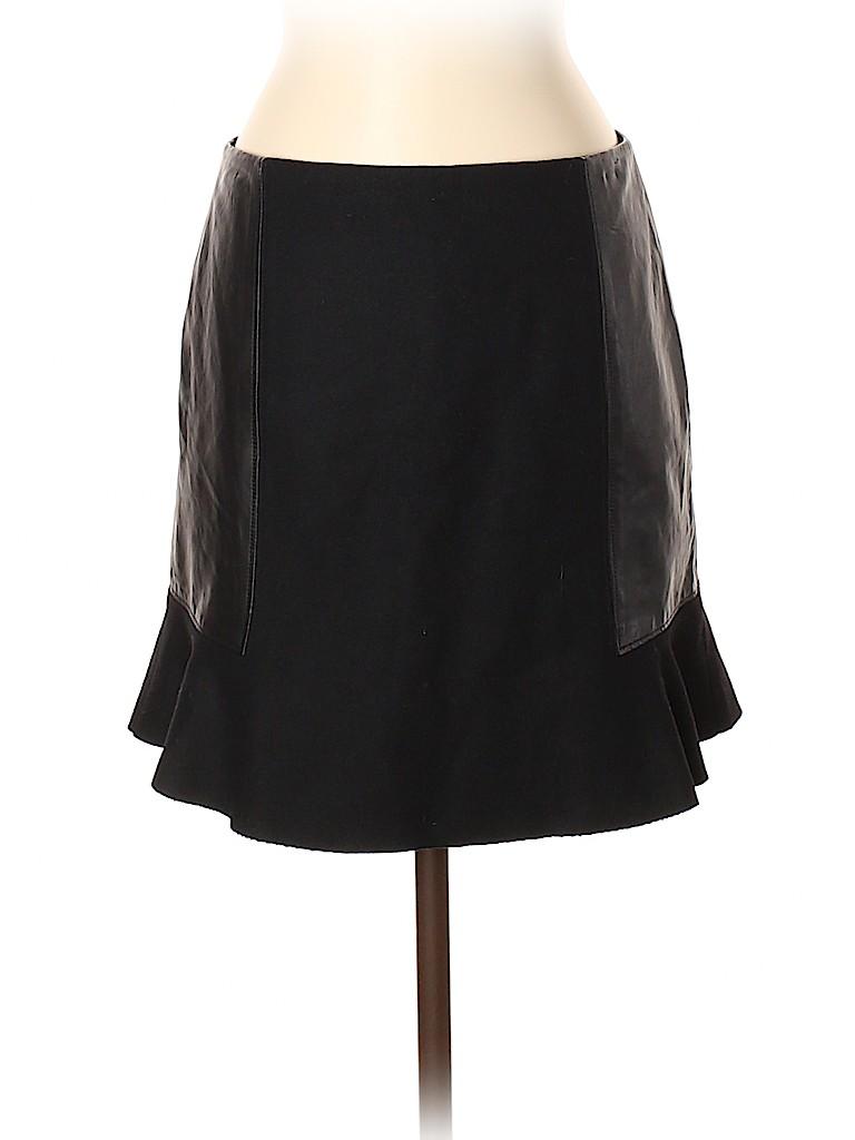 Madewell Women Wool Skirt Size 0