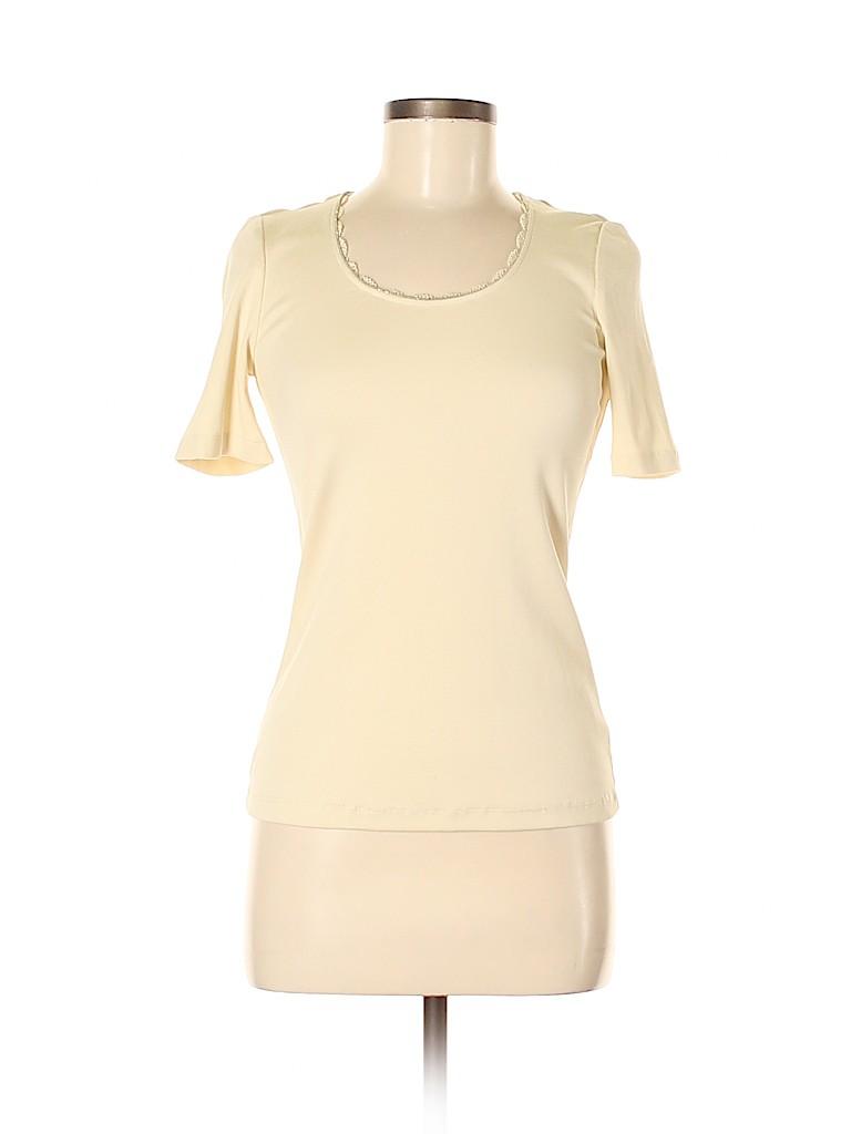 Carlisle Women Short Sleeve Top Size S