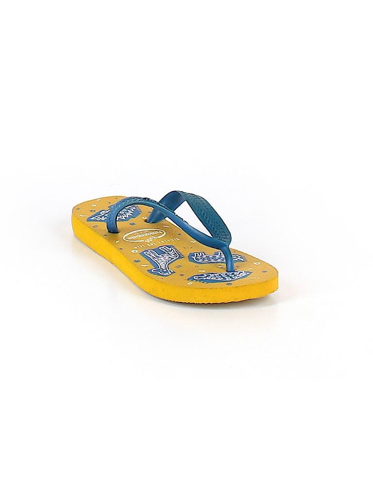 Havaianas Boys Flip Flops Size 1 - 2 Kids