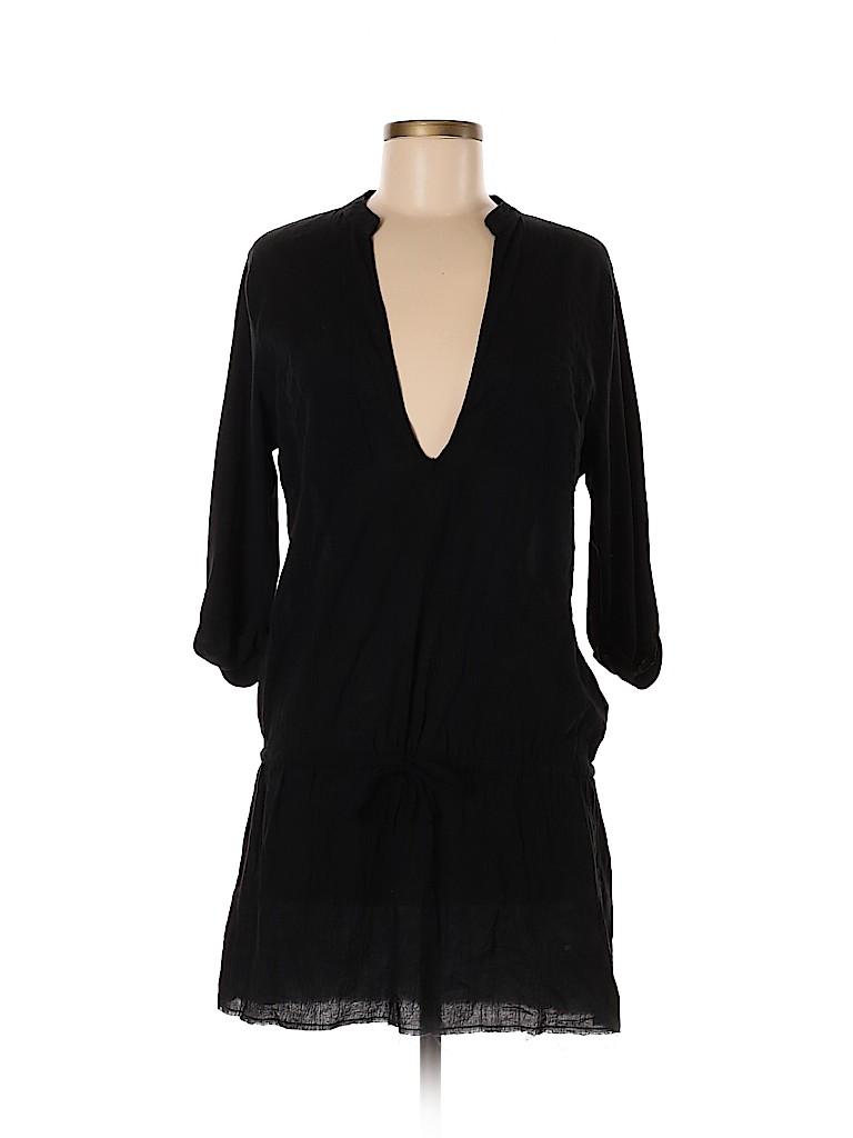 Converse Women Short Sleeve Blouse Size M