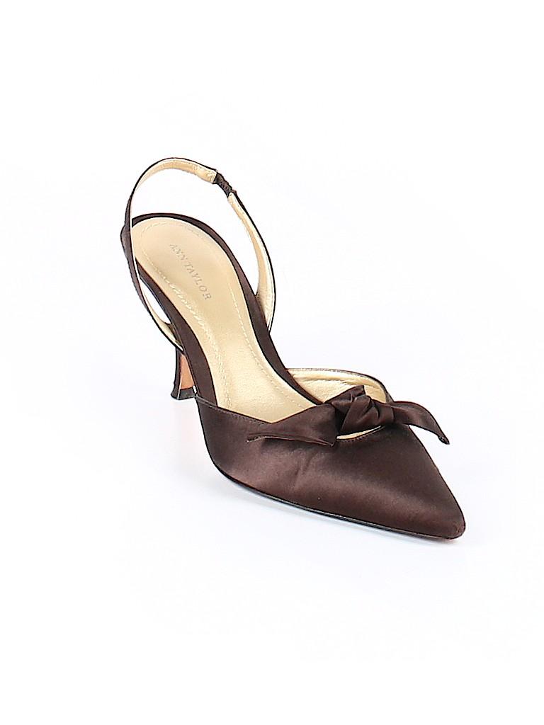 Ann Taylor Women Heels Size 6 1/2