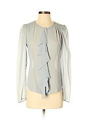 Moulinette Soeurs Long Sleeve Silk Top