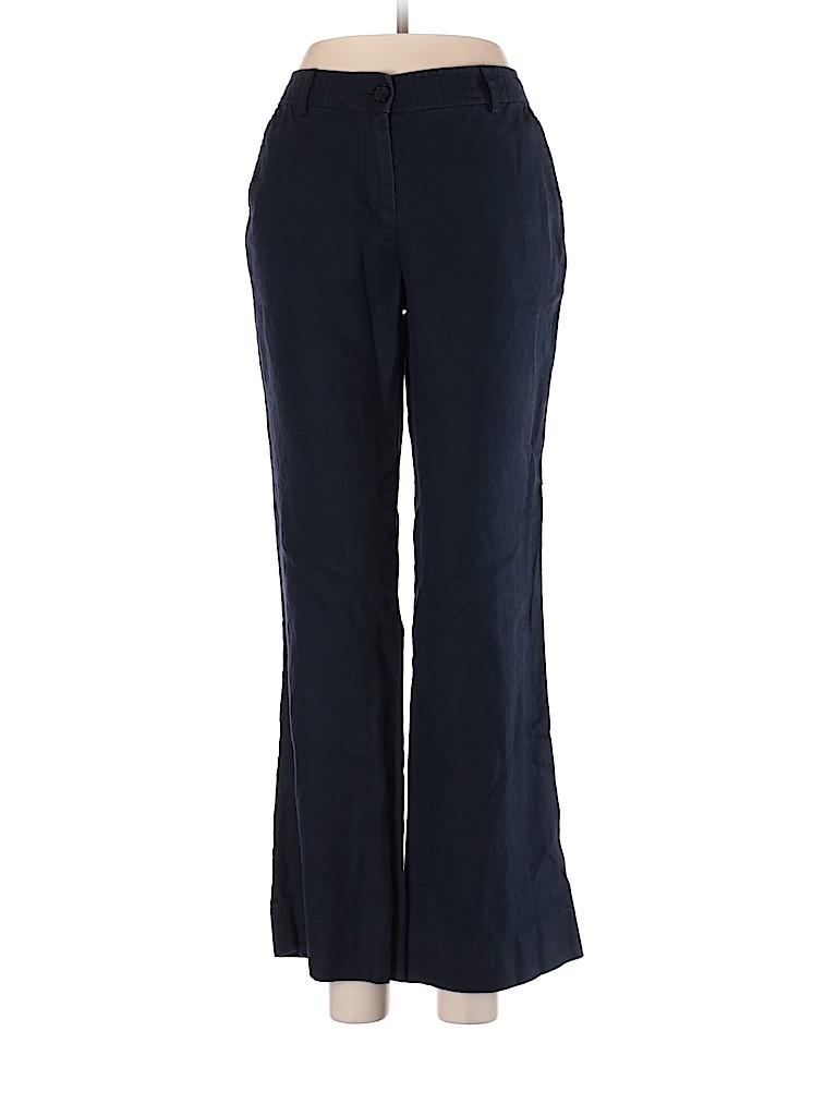 MICHAEL Michael Kors Women Linen Pants Size 6
