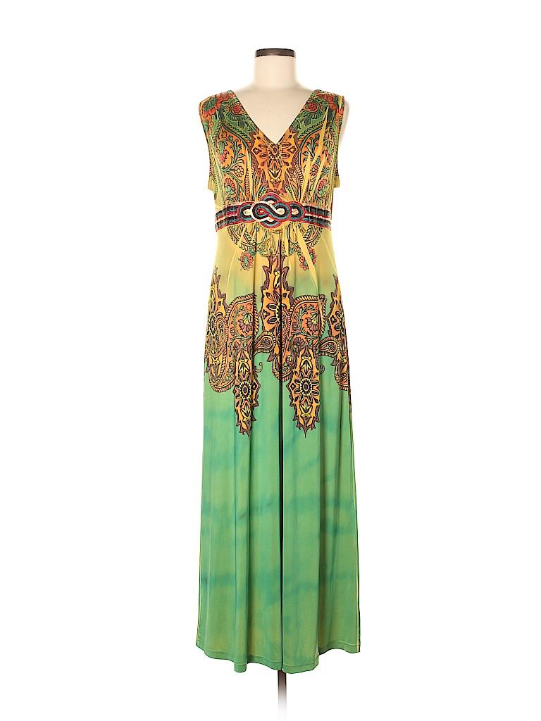 One World Women Casual Dress Size M
