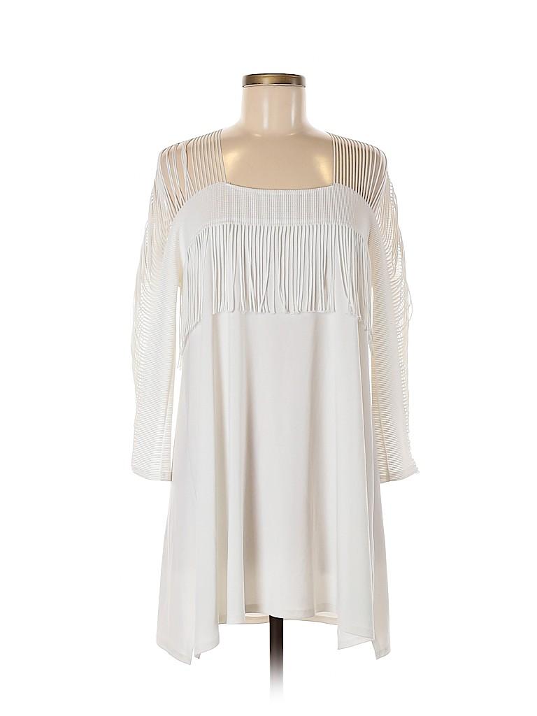 Joseph Ribkoff Women 3/4 Sleeve Top Size 8