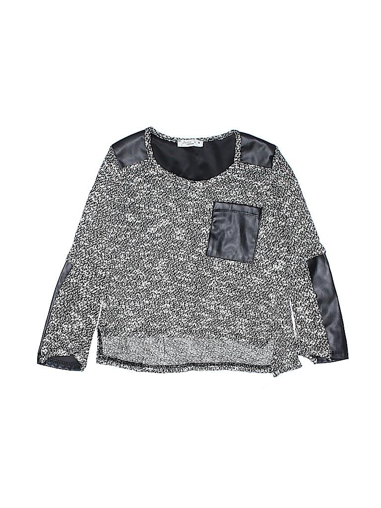 Pinc Premium Girls Pullover Sweater Size M (Tots)