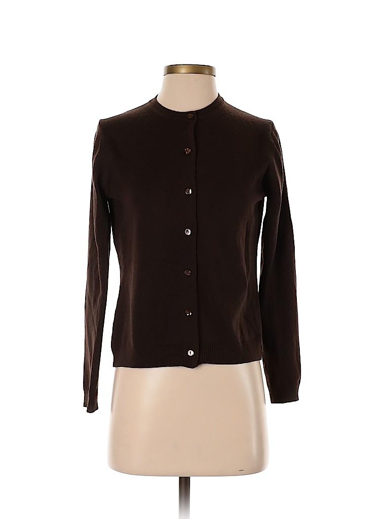 Lord & Taylor Women Wool Cardigan Size S