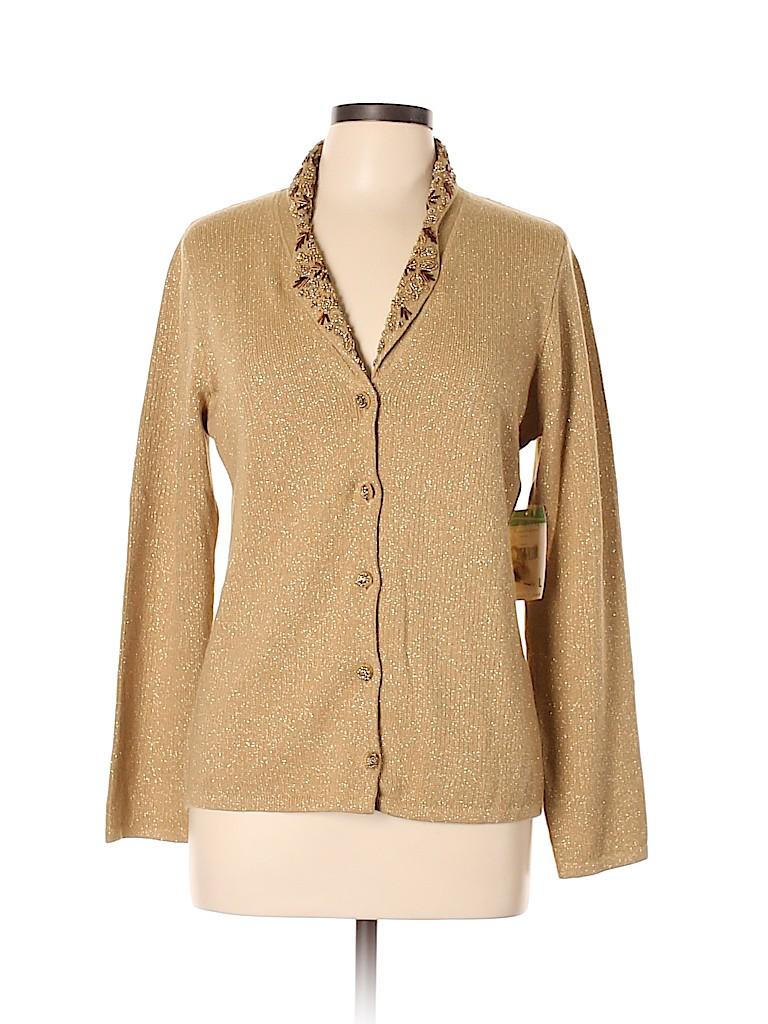 Susan Bristol Women Cardigan Size L