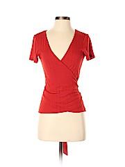 Sézane Short Sleeve Top