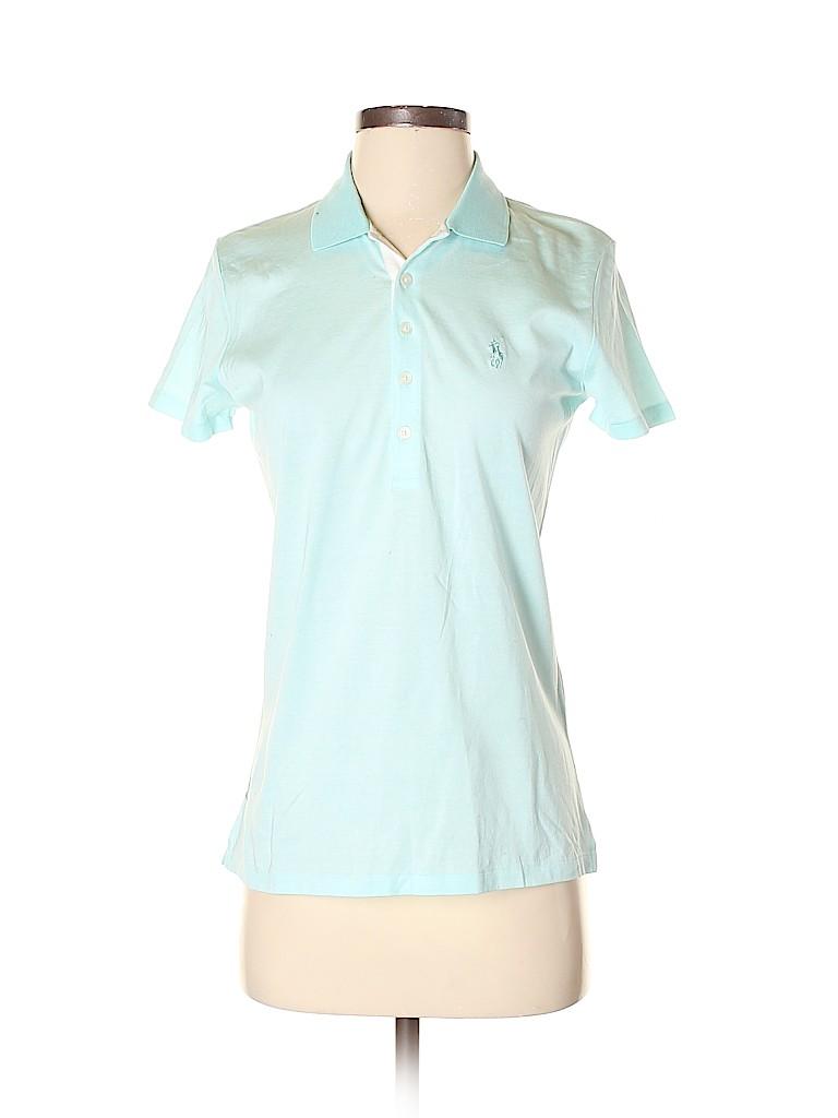 Ralph Lauren Golf Women Short Sleeve Polo Size S