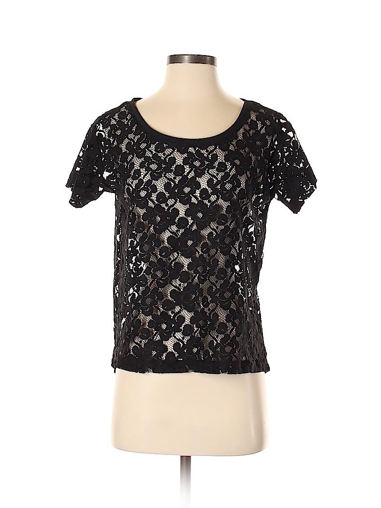 H&M Women Short Sleeve Blouse Size XS