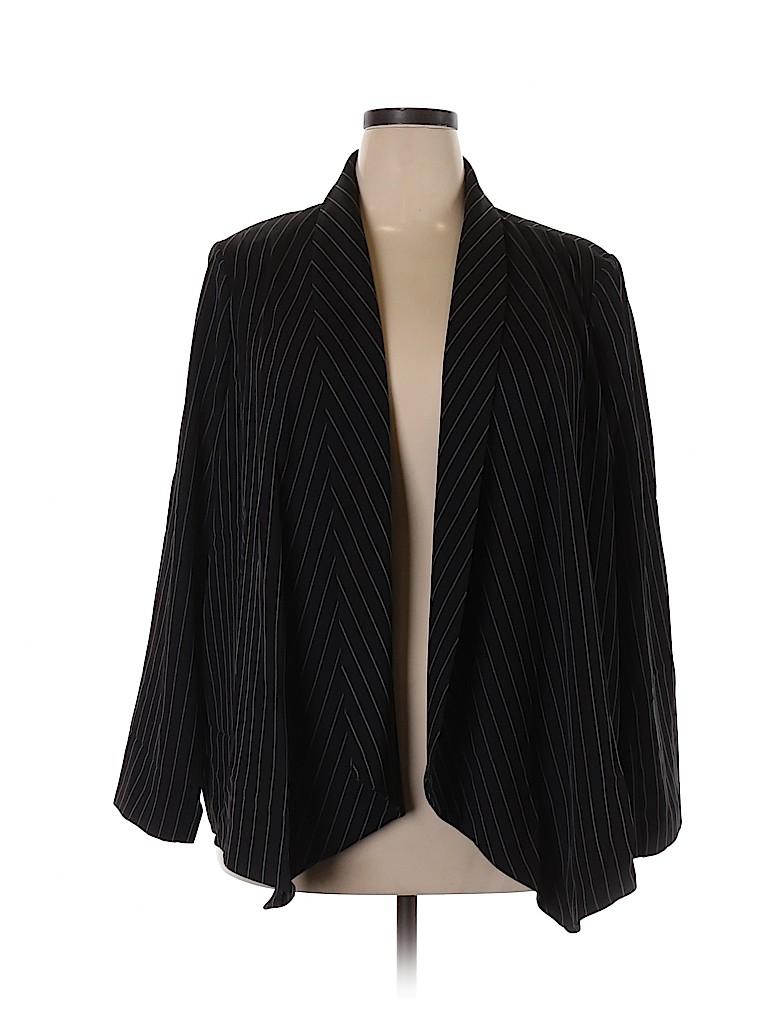 Avenue Women Blazer Size 26 (Plus)