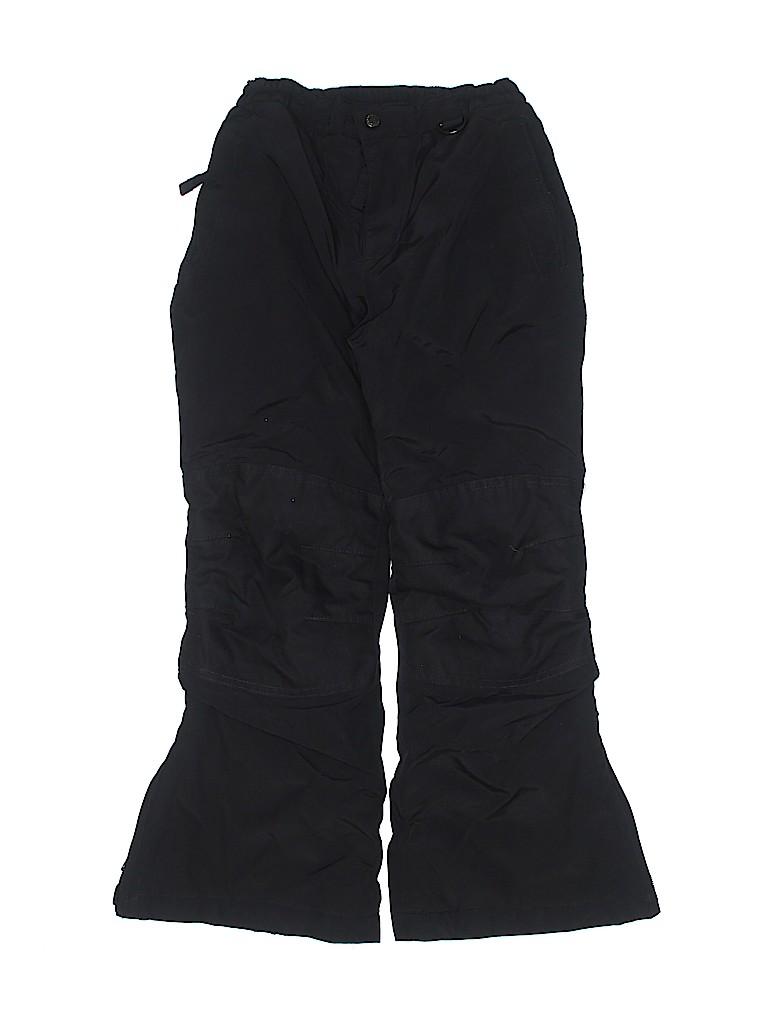 Lands' End Girls Snow Pants Size 7