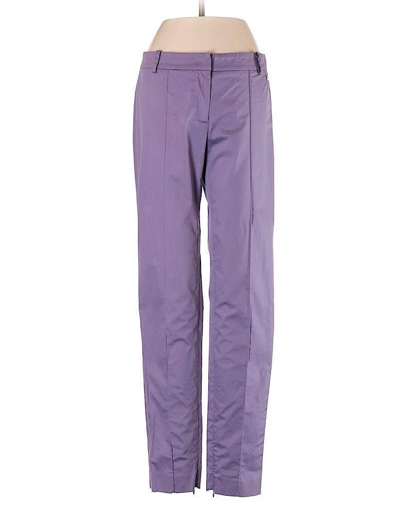 Blugirl Folies Women Dress Pants 32 Waist