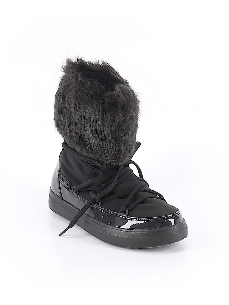 Crocs Girls Boots Size 5
