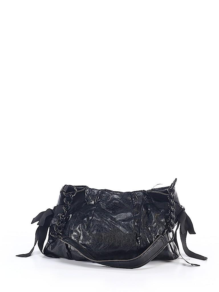 4390d80292 Simply Vera Vera Wang Solid Black Shoulder Bag One Size - 51% off ...