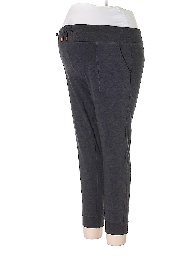 Ingrid + Isabel Women Sweatpants Size L (Maternity)